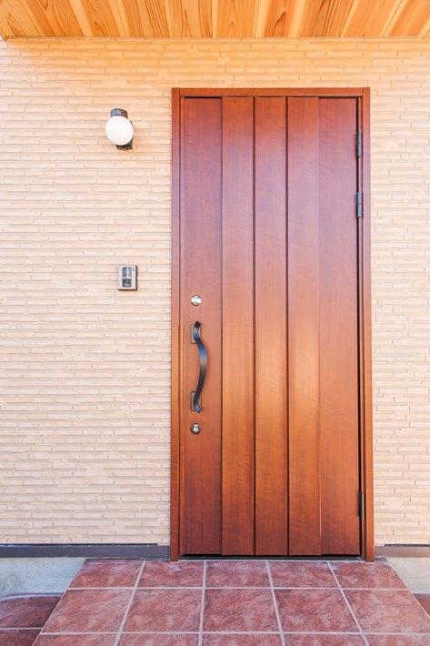 02.玄関