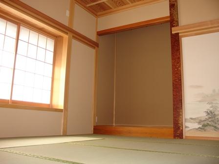 07.ほっこりする和室