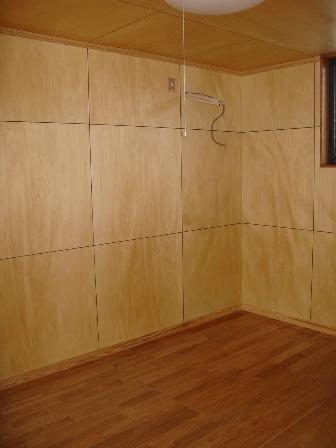 壁一面の収納