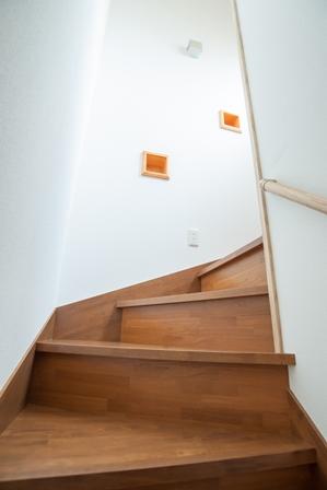 26.階段に込められた親子のコミュニケーションへの想い