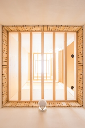 19.屋上から続く光の井戸